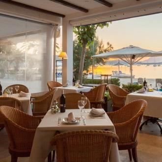 Restaurant Capri Hotel