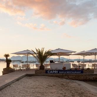 Terrace Bar Capri Hotel