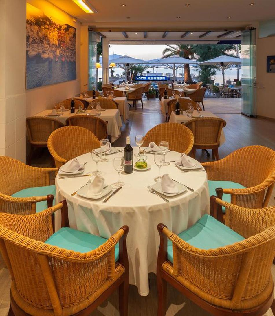 Best Restaurants In Pollensa: Capri Hotel Photos, OFFICIAL WEBSITE