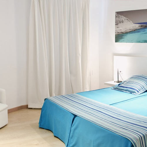 DOUBLE ROOM WITH SEA VIEWS Capri Hotel