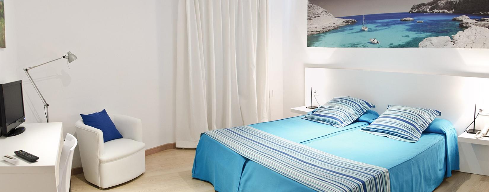 Habitaciones Capri Hotel