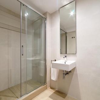 Bathroom Capri Hotel